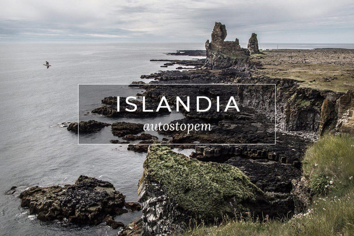 Islandia autostopem