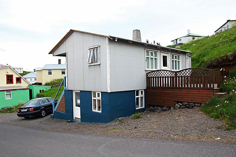Islandia autostopem Hofsós