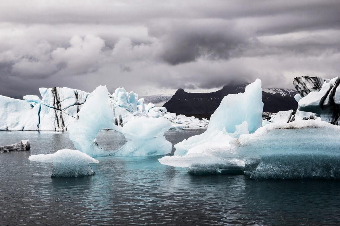 Islandia Jökulsárlón