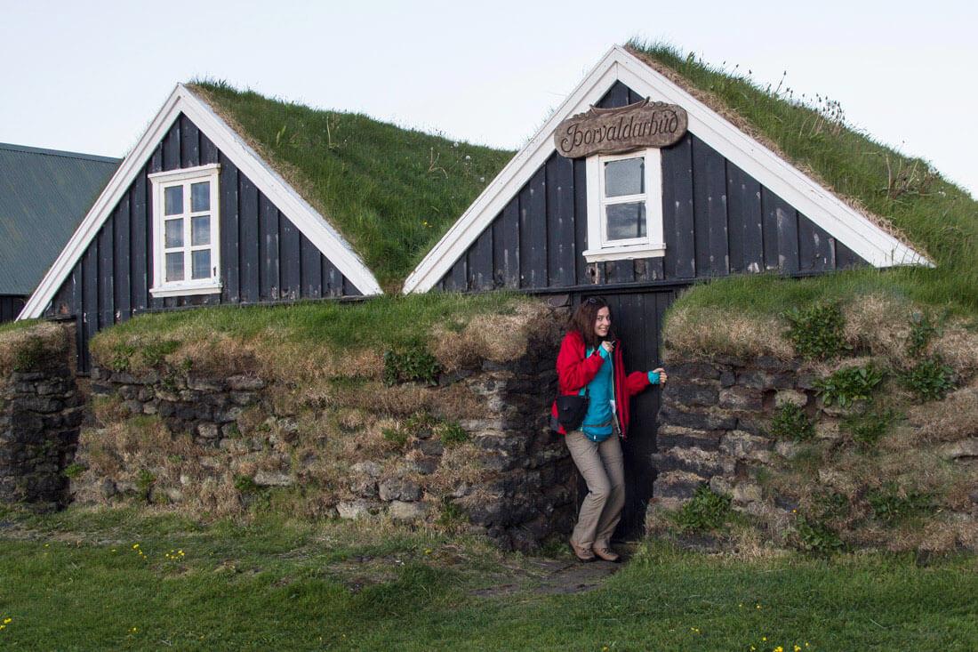 Islandia autostopem podróż