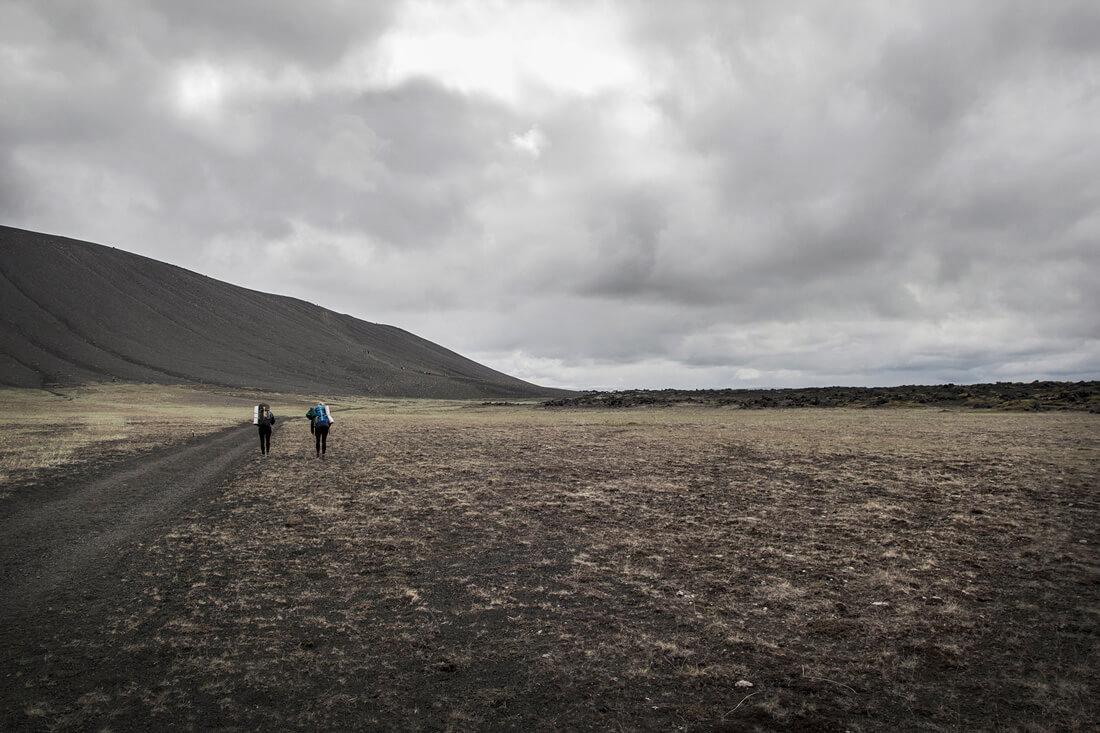 Islandia autostopem podróżniczki