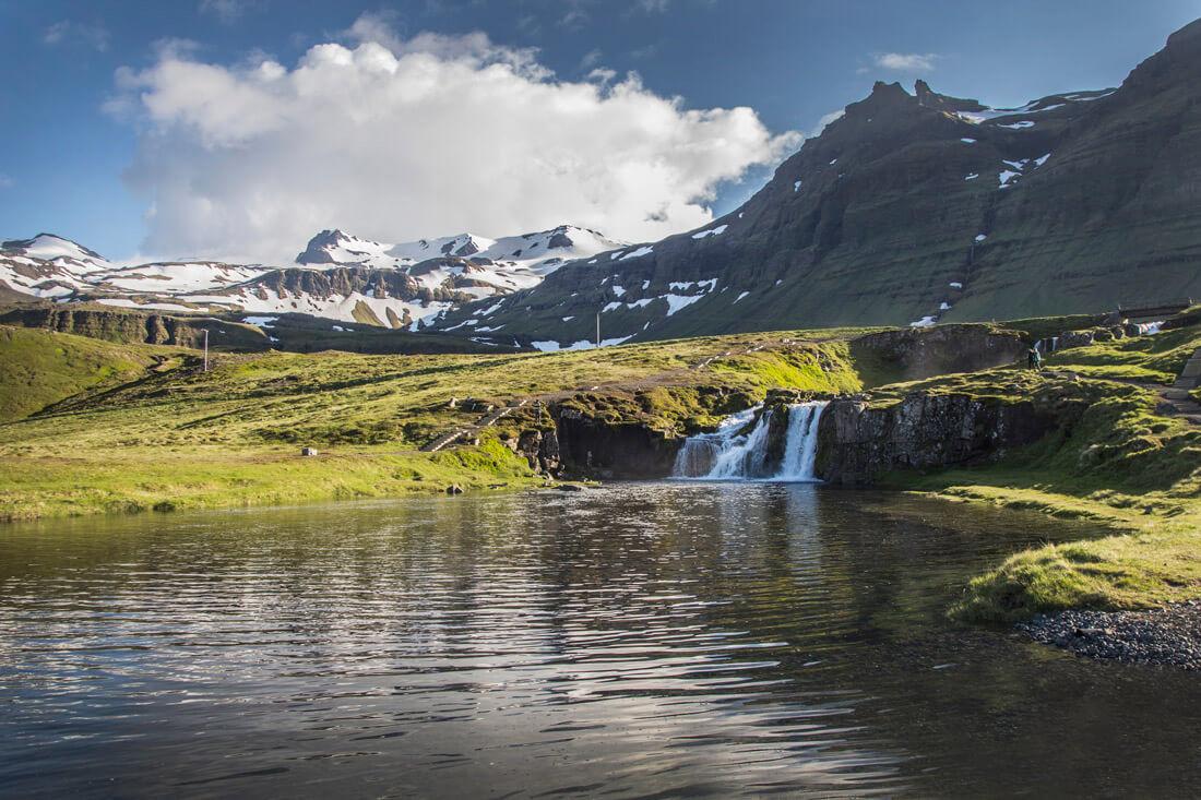 Islandia krajobraz i natura