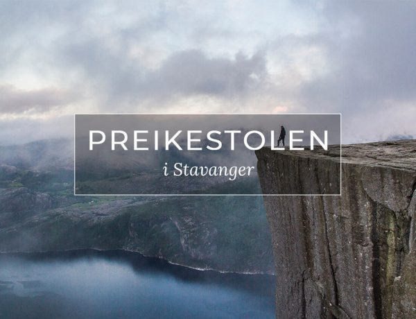 Norwegia: Preikestolen i Stavanger
