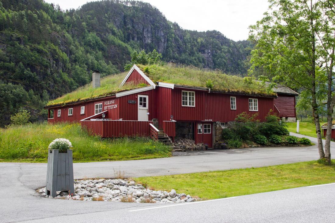 norwegia Rogaland autostop