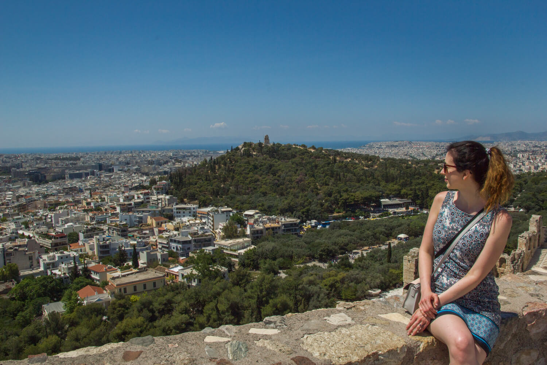 Grecja, Ateny, Akropol