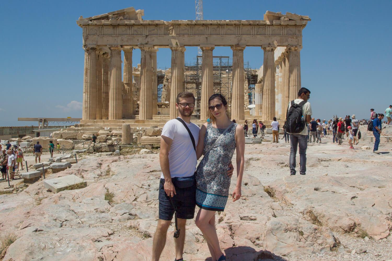 Grecja, Akropol, Partenon