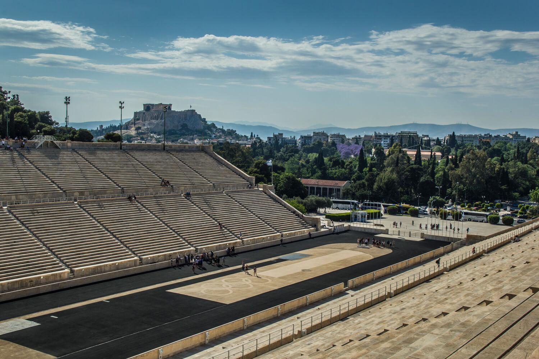 Grecja, Ateny, Stadion Panatenajski