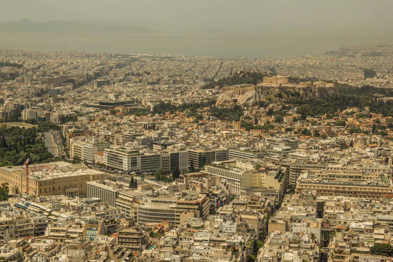 Grecja, Ateny, Wzgórze Likavitos