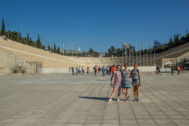 Grecja, zwiedzanie Aten