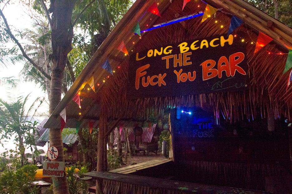 Koh Chang bar Long Beach