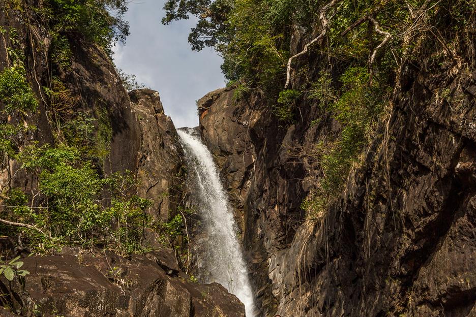 Tajlandia Koh Chang wodospad Klong Plu