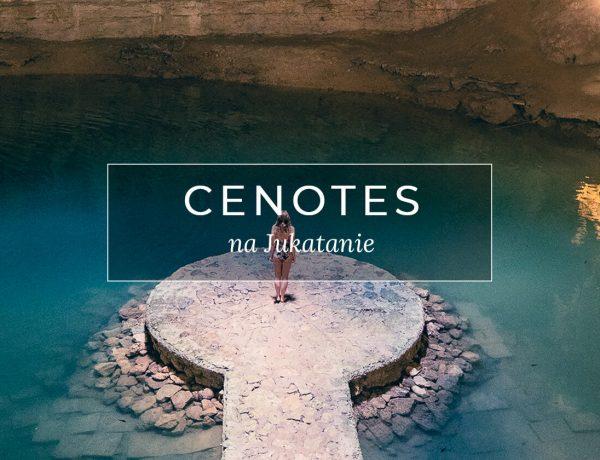 Meksyk Cenotes na Jukatanie