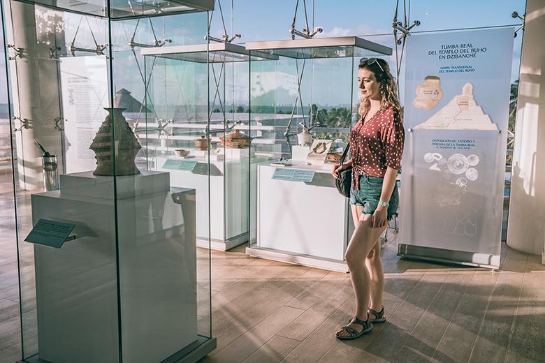 Co robić w Cancun: Muzeum Majów