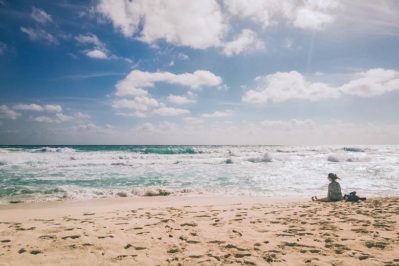 Co robić w Cancun: Playa Delfines