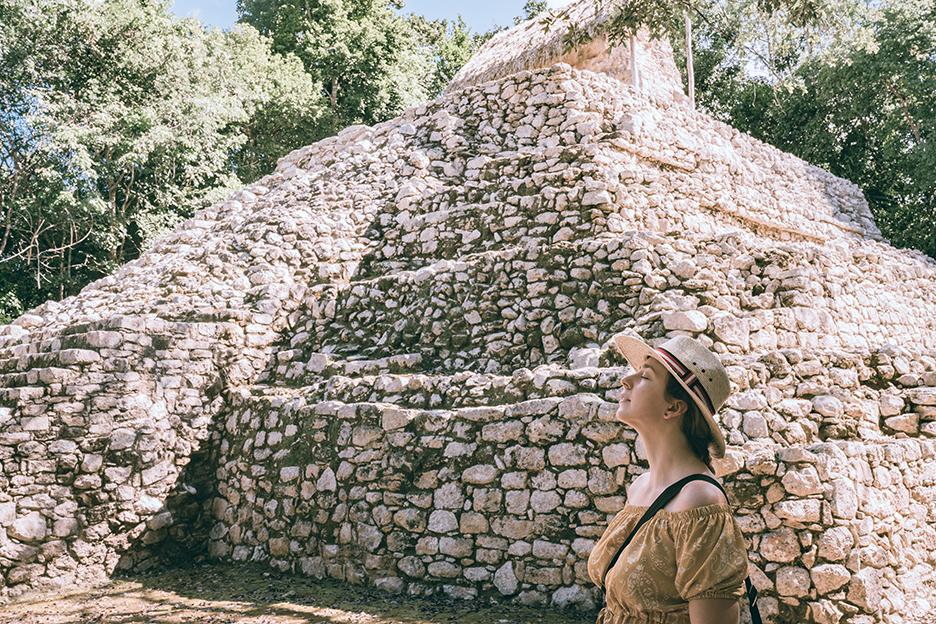 Strefy archeologiczne na Jukatanie: zwiedzanie Coba