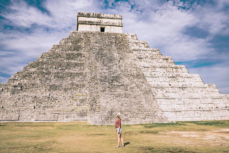 Strefy archeologiczne na Jukatanie: zwiedzanie Chichen Itza
