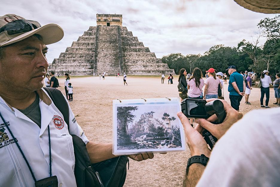 Strefy archeologiczne na Jukatanie: zwiedzanie Chichen Itza z przewodnikiem