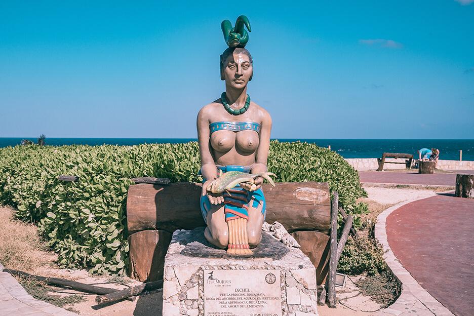 Meksyk, Isla Mujeres, Ixchel
