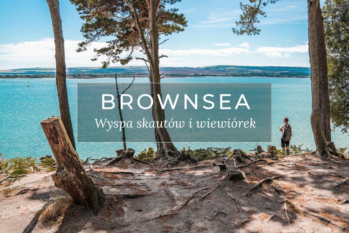 Wielka Brytania, Dorset, Wyspa Brownsea, informacje praktyczne i atrakcje