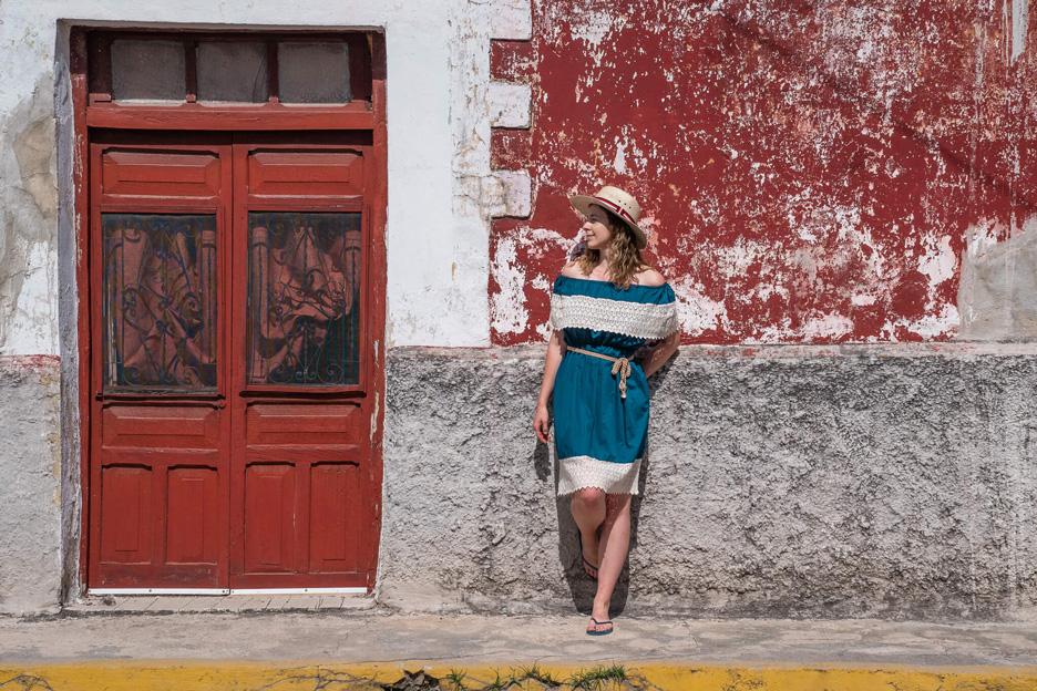 Miasta na Jukatanie, Valladolid, zwiedzanie