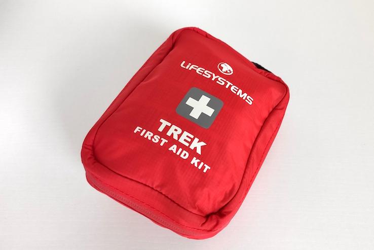 Prezent dla podróżnika, apteczka pierwszej pomocy