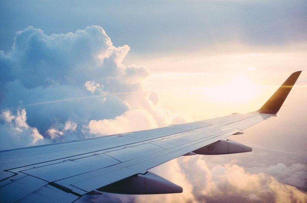 Prezent dla podróżnika, bilety lotnicze