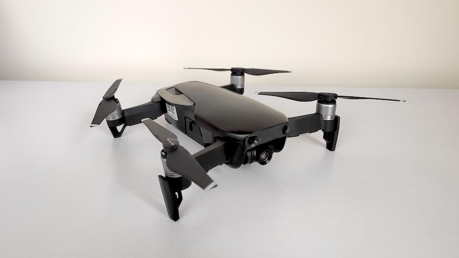 Prezent dla podróżnika, dron
