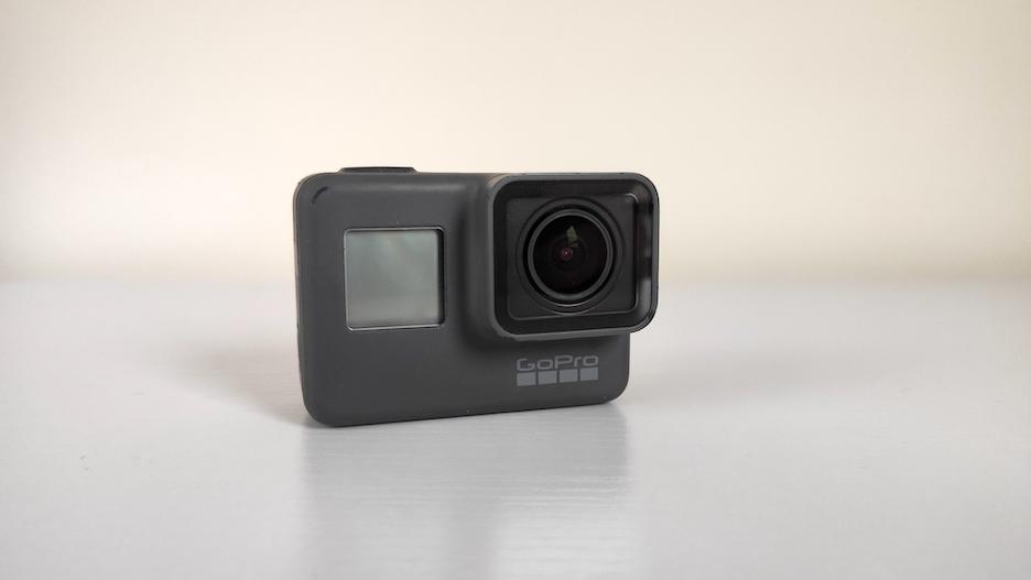 Prezent dla podróżnika, kamera GoPro