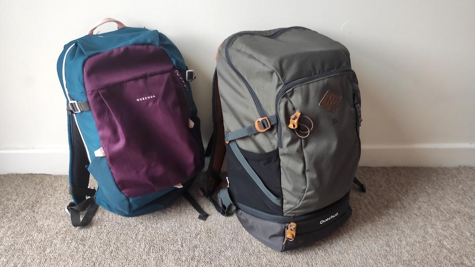 Prezent dla podróżnika, lekki plecak turystyczny