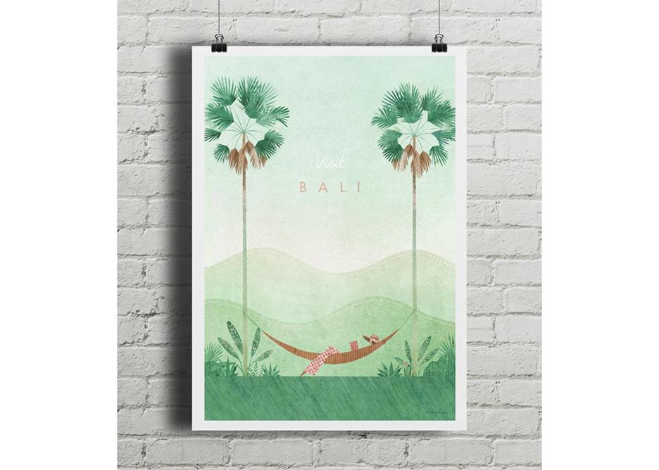 Prezent dla podróżnika, plakat podróżniczy